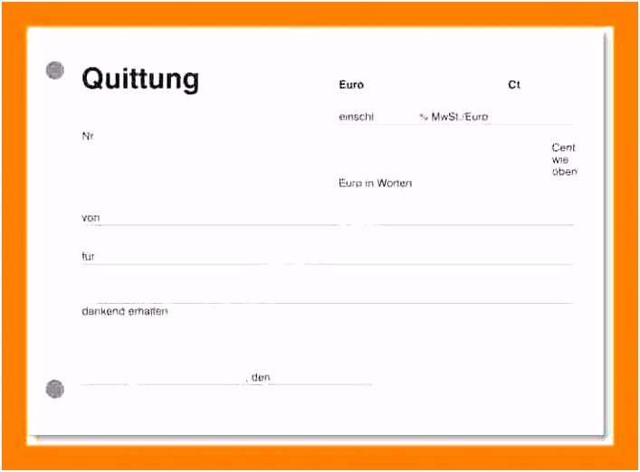 11 quittung vorlage schweiz