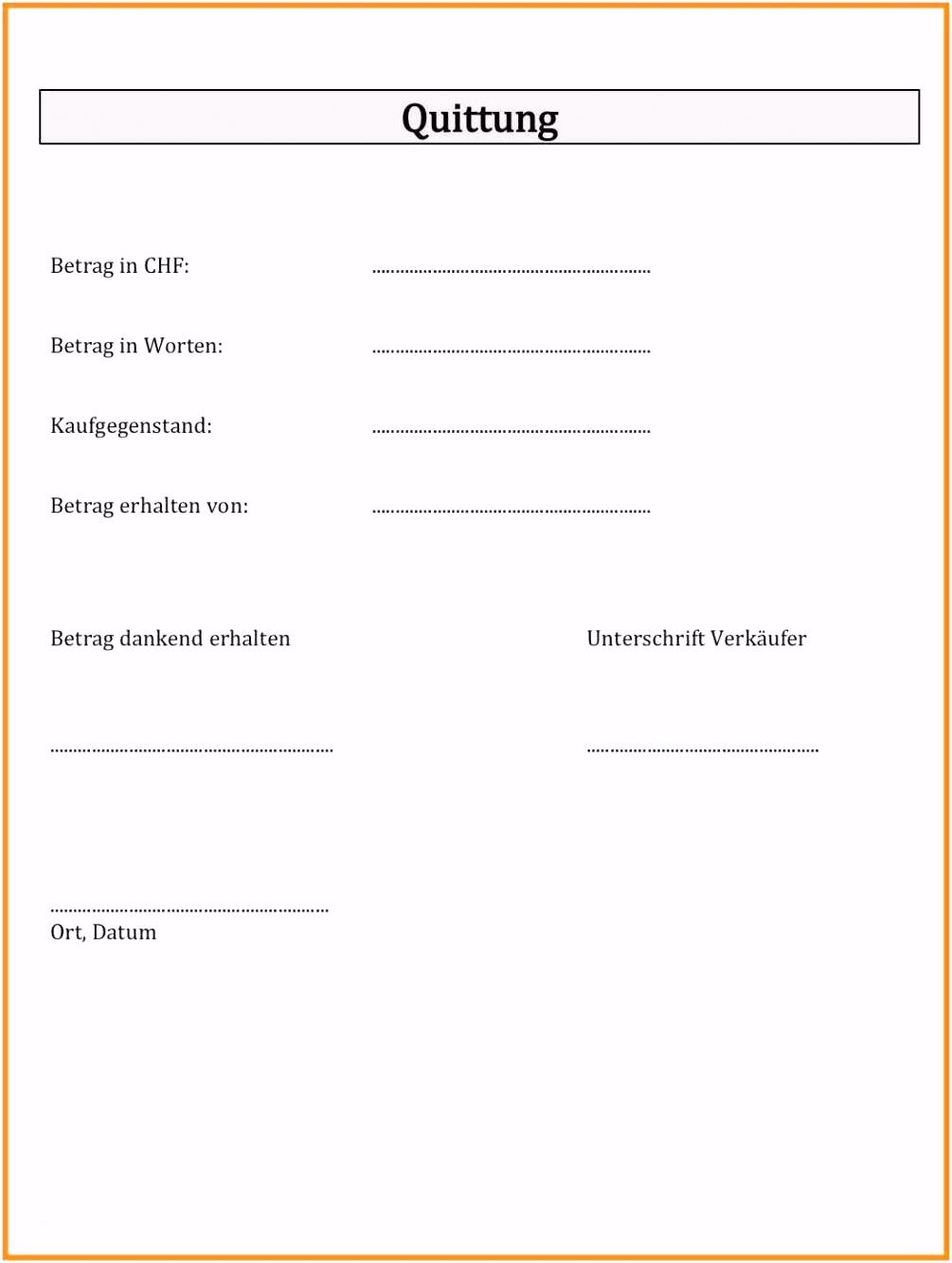Sepa Lastschrift Vorlage Neu Quittung Vorlage Pdf Vorlage Muster