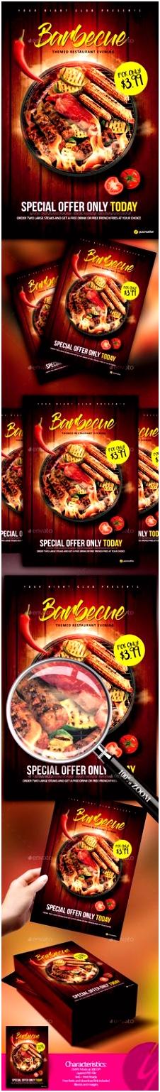 1406 Best Restaurant Flyer Design images