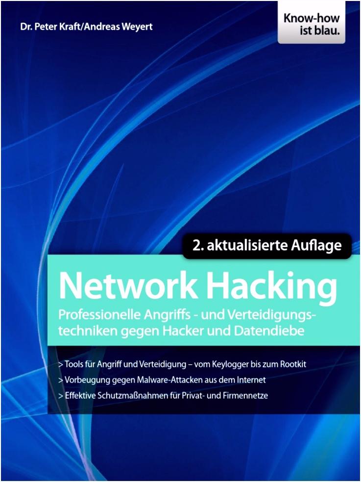 Network hacking Professionellegriffs Undrteidigungstechniken
