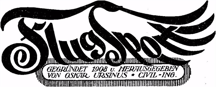 Sicherheitsunterweisung Lager Vorlage Flugsport Von Oskar Ursinus Kompletter Jahrgang 1926 Als Digitaler X6da61hbe4 B6fdumtvlh