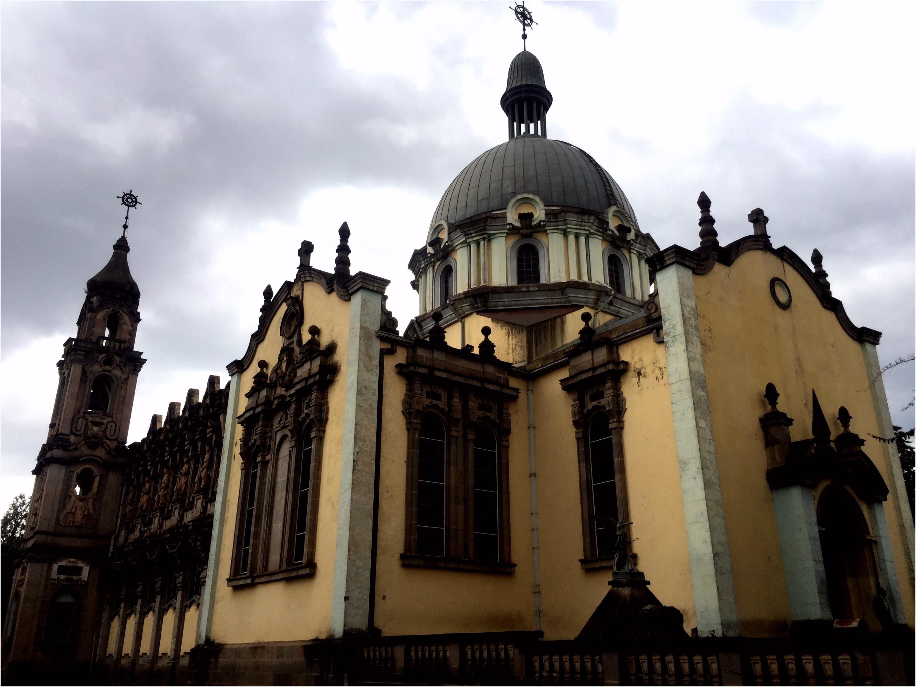 Catedral de la Santsima Trinidad Adds Abeba