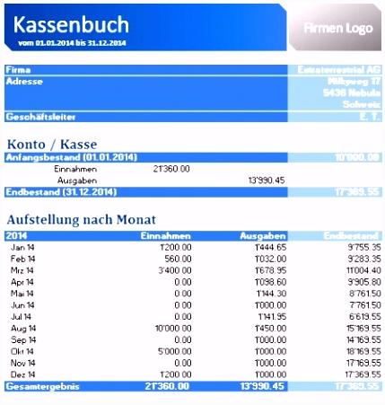 5 Vorlage Kassenbuch Excel Kostenlos Gxbrnj