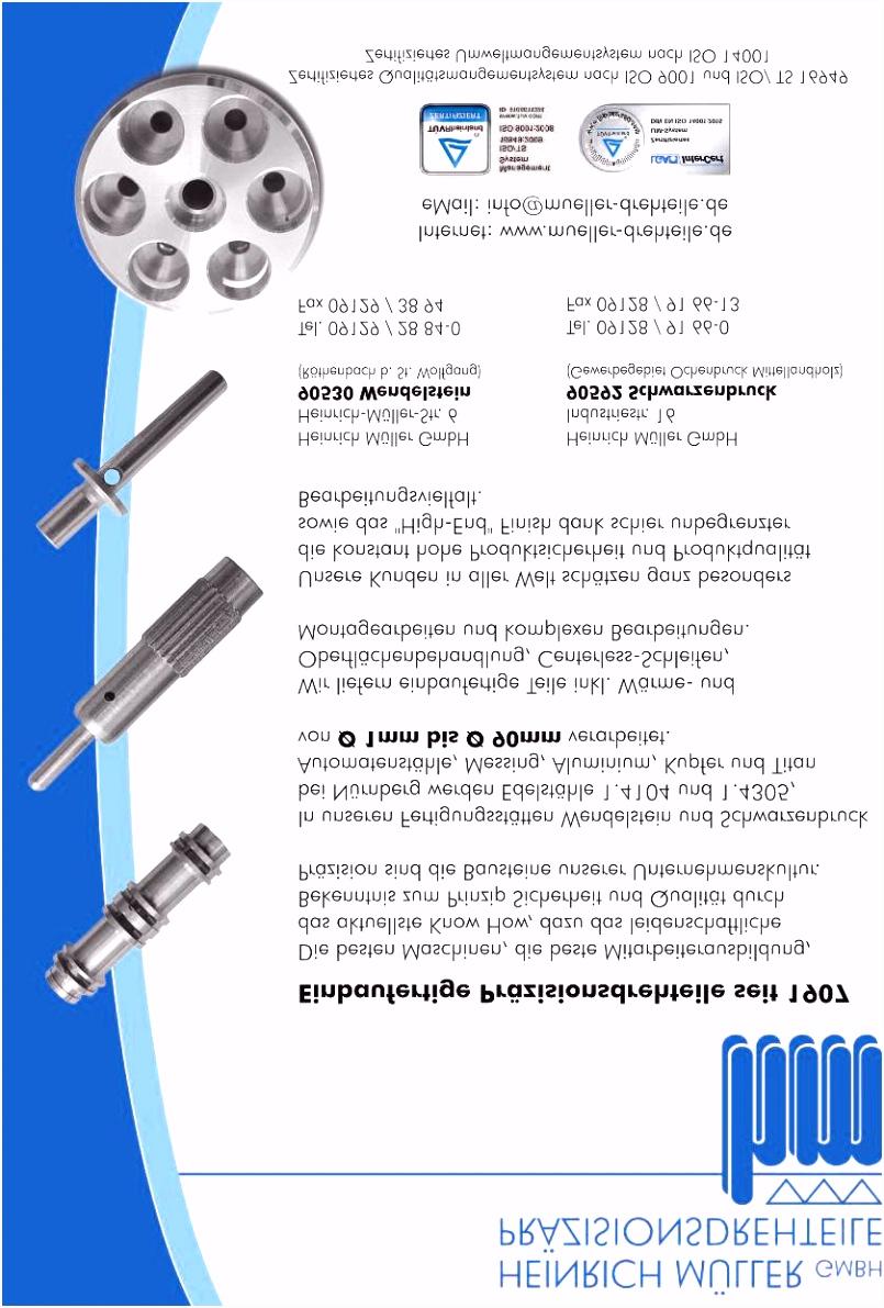Redaktion und Anzeigenverwaltung PDF