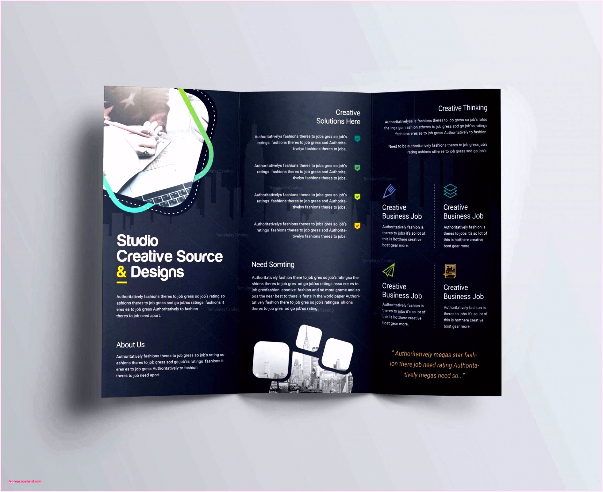 Affinity Designer Business Card Template Paramythia Docs