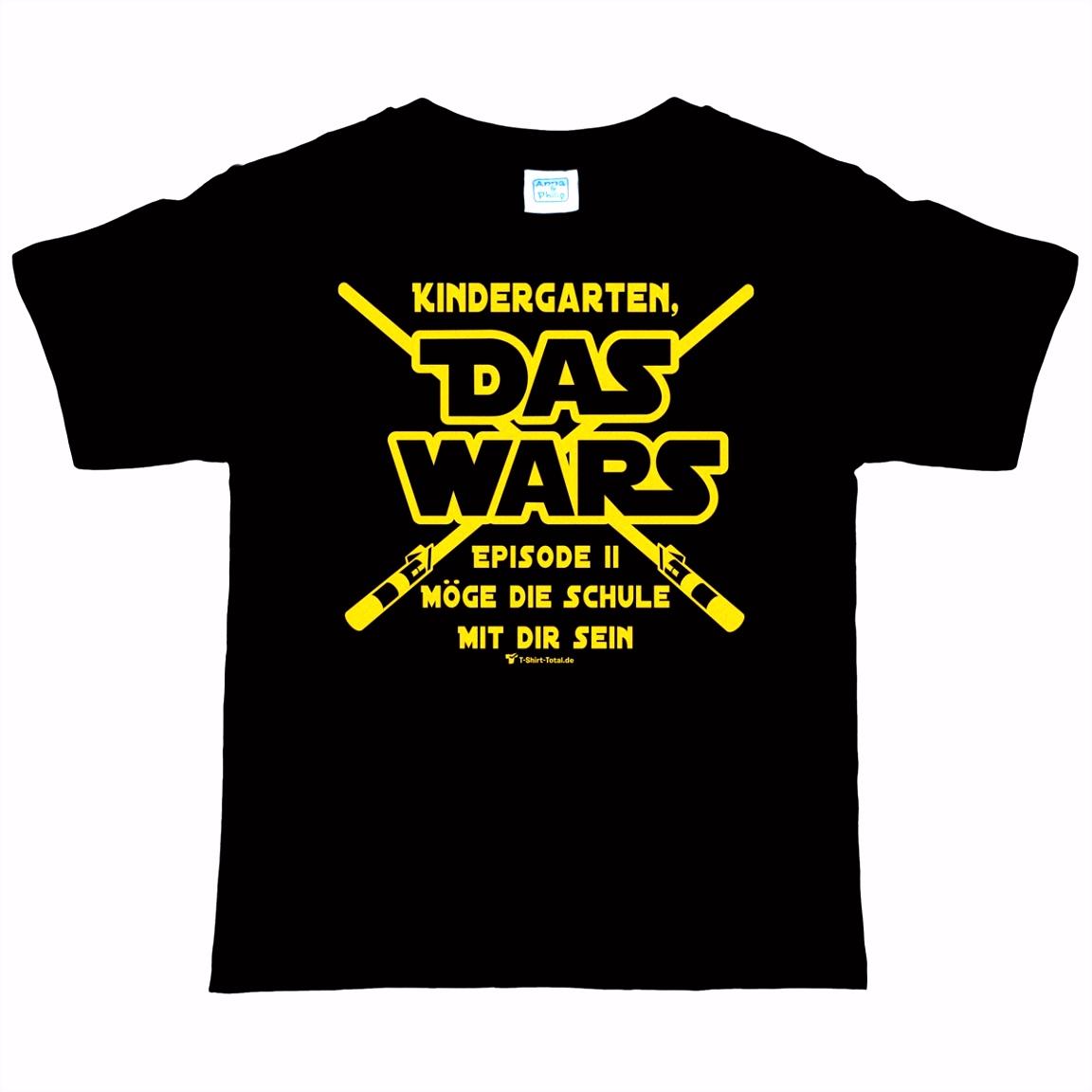 T Shirt Total für Einschulung