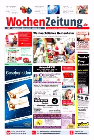 Tandemsprung Gutschein Vorlage Wochenzeitung Heidenheim Kw 49 18 by Wochenzeitung sonntagszeitung M2bs28baz4 X6de5volzu