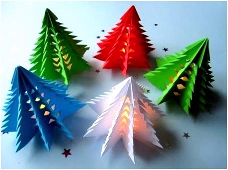 Tannenbaum Basteln Papier Vorlage 3d Weihnachtsbaum Aus Papier In 3 Minuten Falten Diy Papier X3re25vef2 E6dxv2ghsm