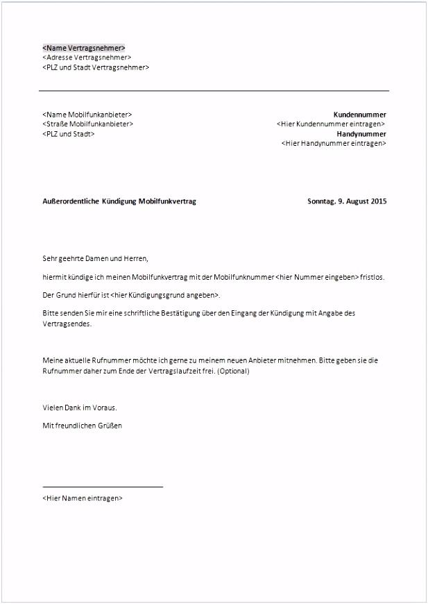 Telekom Handyvertrag Kundigen Vorlage Word 14 Kründigung Telekom Vorlage Word L8bf85gdk2 Turjh60ebs