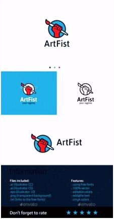 37 Best Fist Logos images