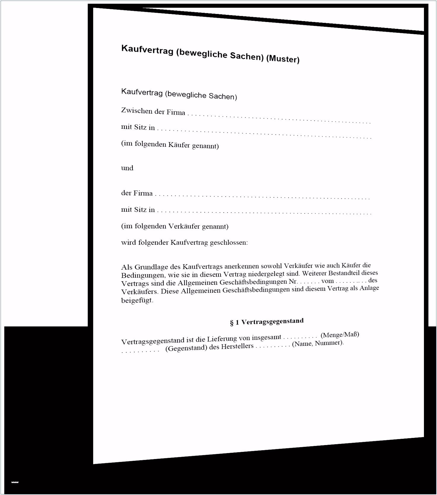 Frisches Kundenschutzvereinbarung Muster
