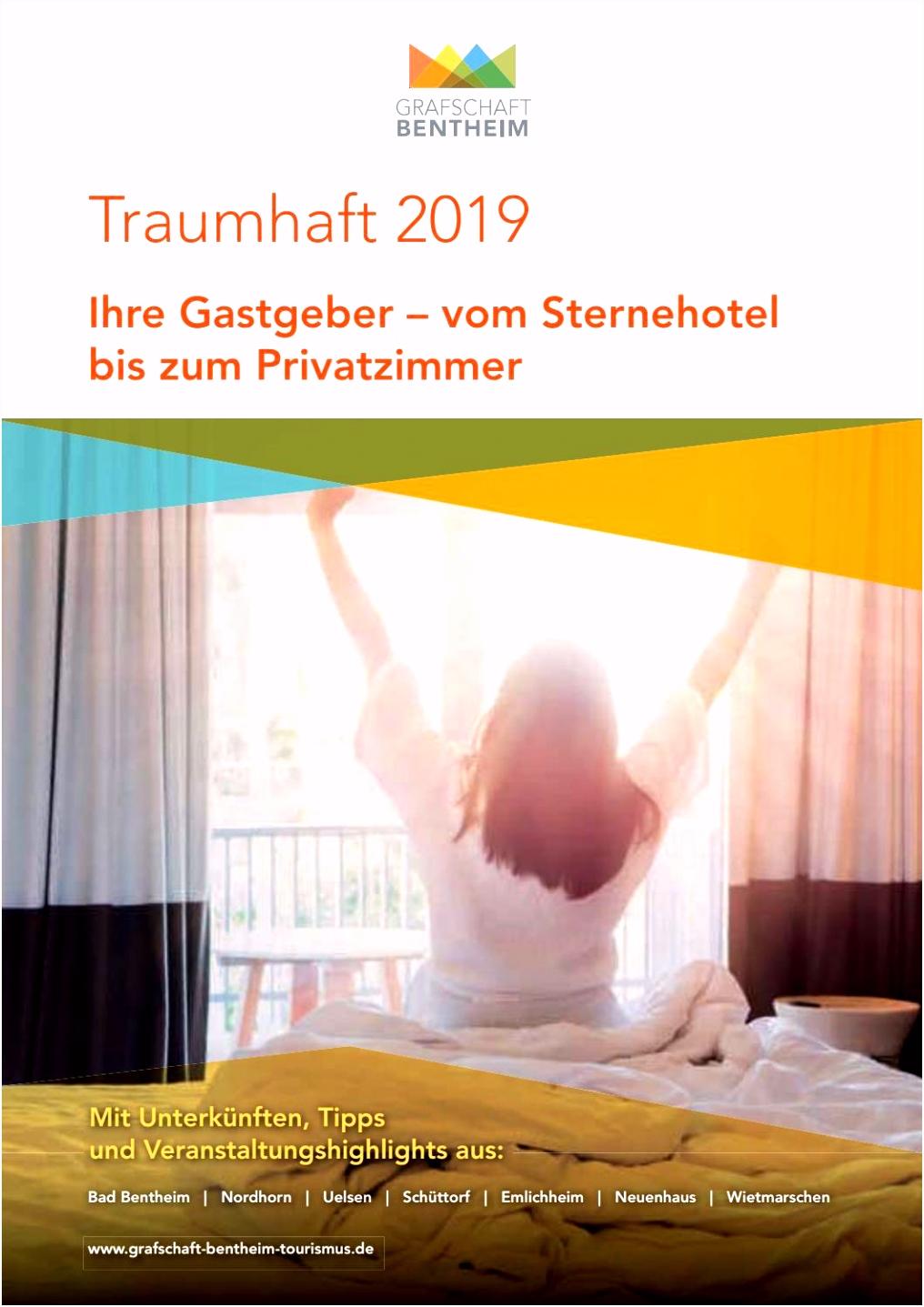 Gastgeberverzeichnis 2019 der Grafschaft Bentheim by Grafschaft