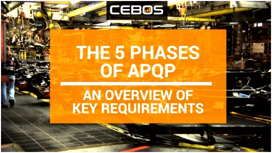 The 5 Phases of APQP An Overview of Key Requirements