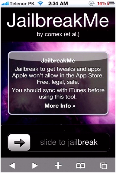 Jailbreak Blog Integra
