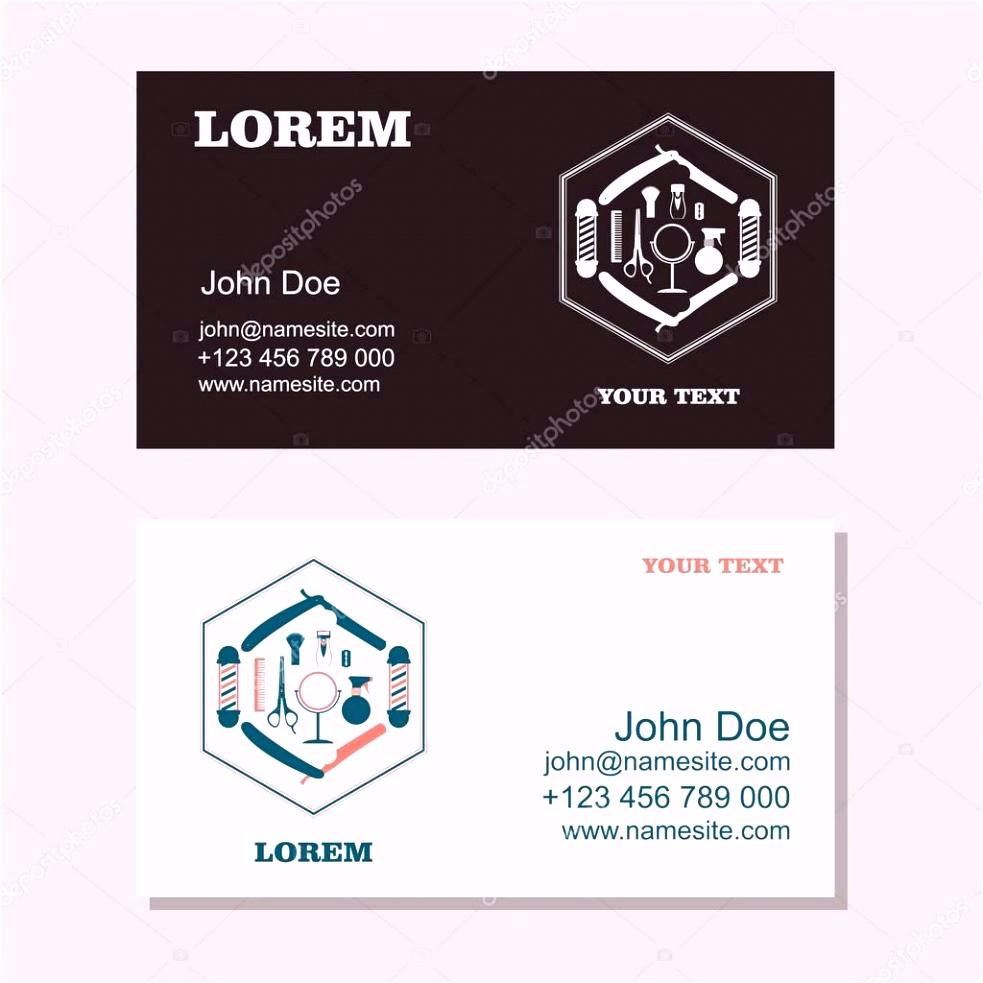Visitenkarten Design Vorlagen Kostenlos Download