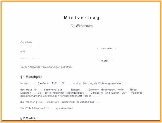 Kündigung Vodafone Vorlage Schön Wohnung Kündigung Muster
