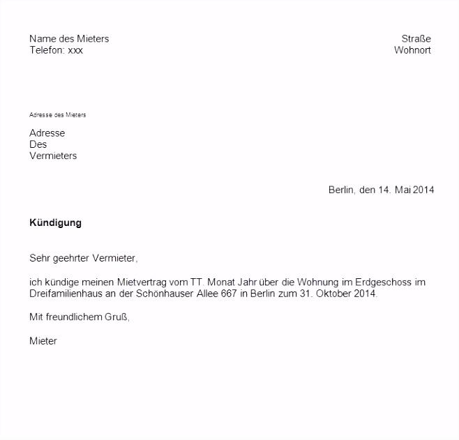 Kündigung Vodafone Vorlage Einzigartiges Inspirierende Kündigung