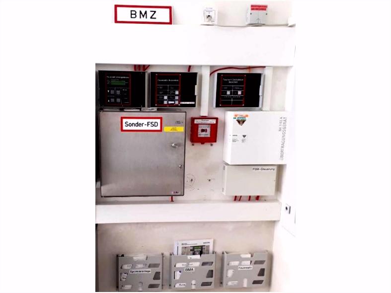 Alarmübertragungsanlagen