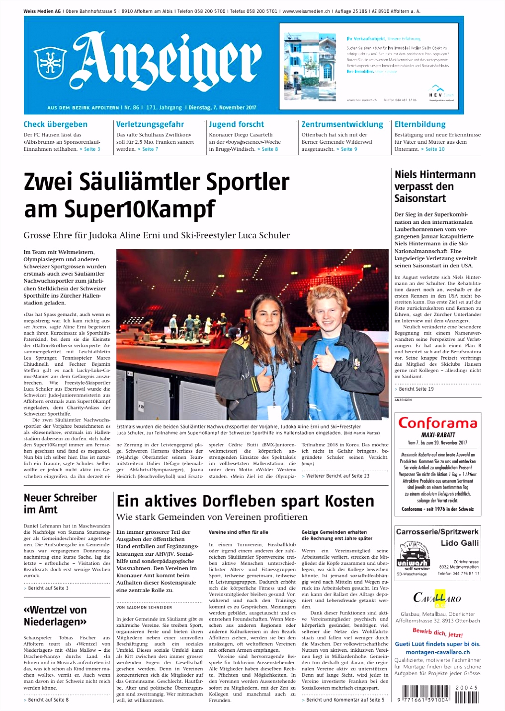 086 2017 by AZ Anzeiger issuu