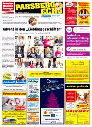 KW 48 2017 by Wochenanzeiger Me n GmbH issuu