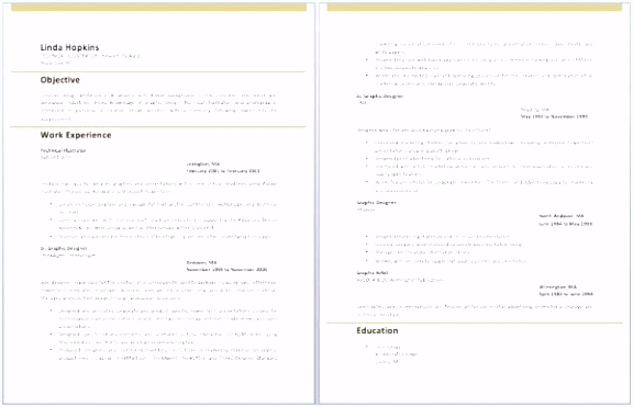 Resume Templates Word Best Free Cv Template Word Unique Cv Templates