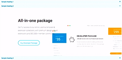 Joomla Templates and Extensions Provider