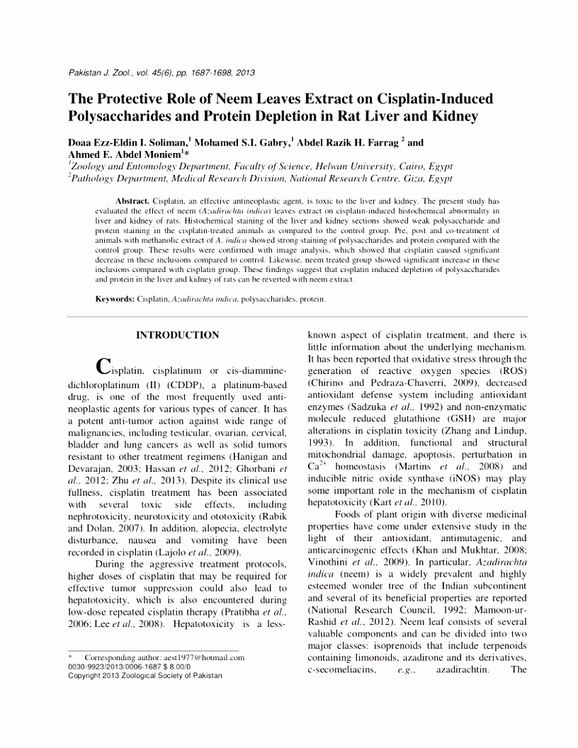 PDF Pretreatment with Darbepoetin Attenuates Renal Injury in a Rat