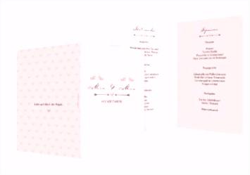 Menükarten zur Hochzeit – originell vielseitig & hochwertig