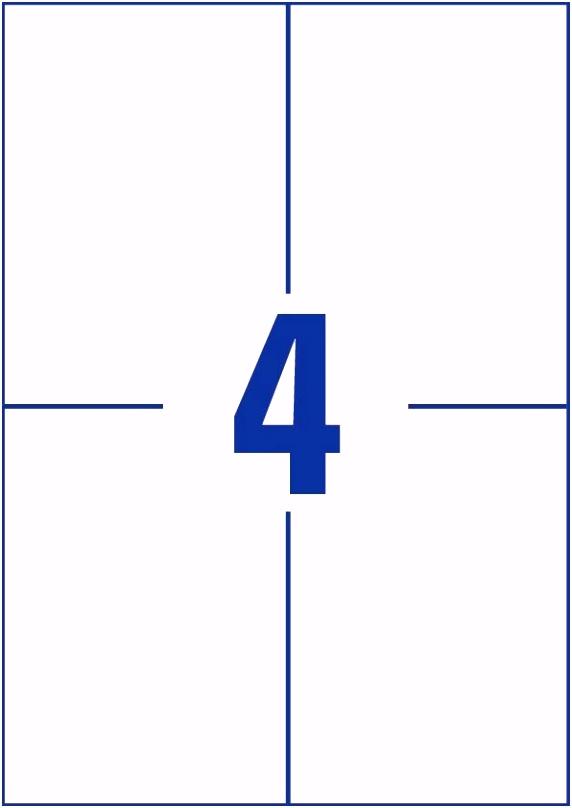 Die Fabelhaften Karteikarten Vorlage A6