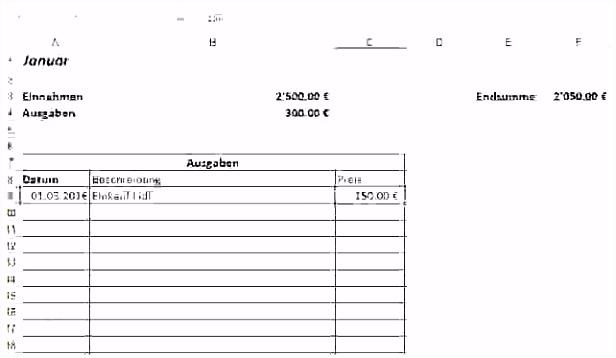 Wie Schreibt Man Rechnungen Basic Excel Vorlage Rechnung