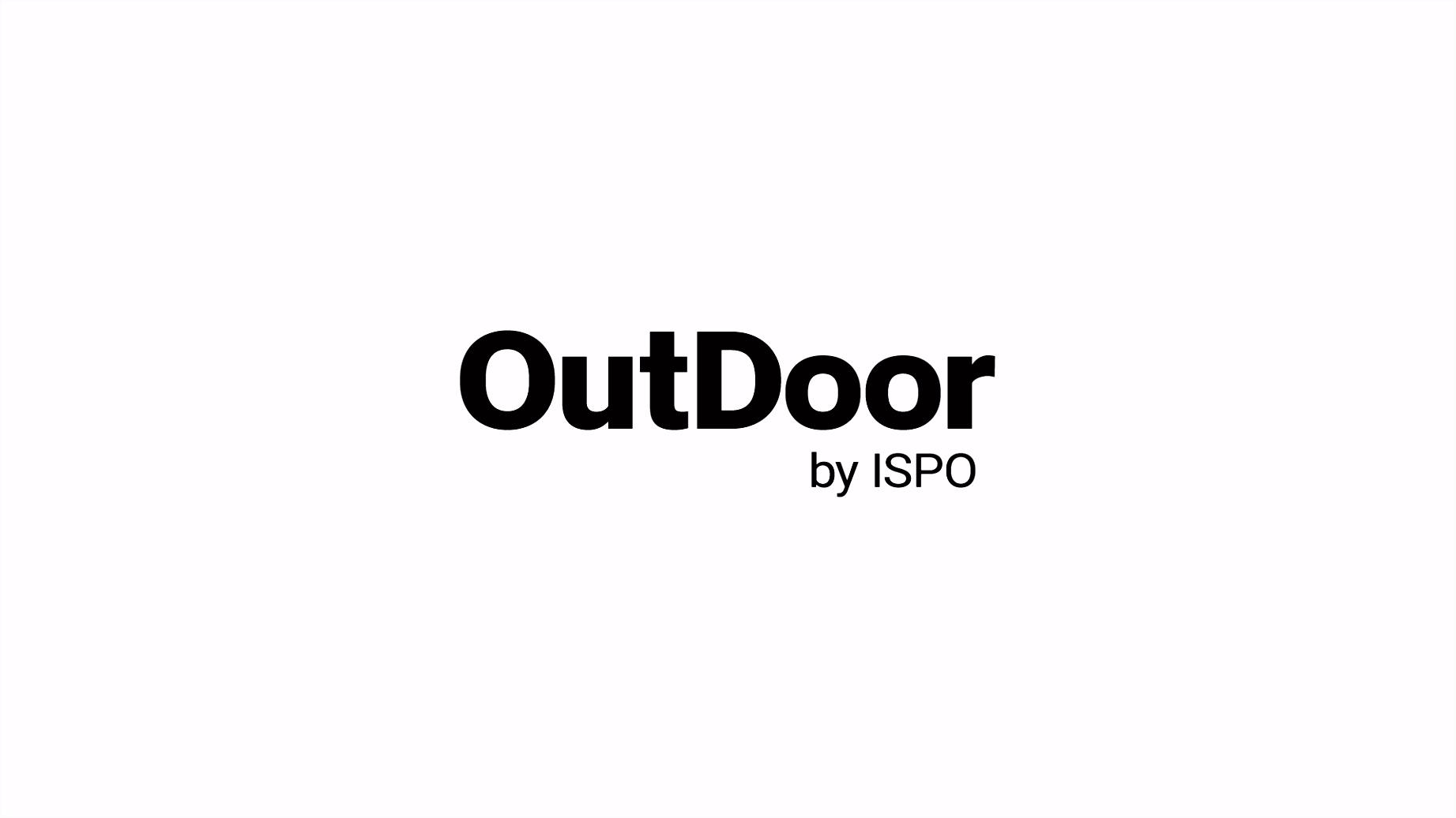 OutDoor by ISPO Corporate Design Dorten studios creative consultancy