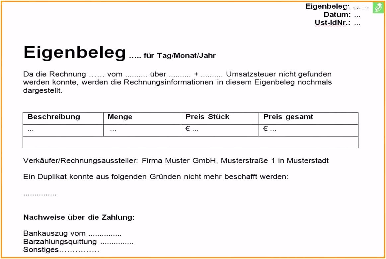 Vorlage Zahlungsplan Excel Frisches Eigenbeleg Vorlage Excel W1yi98htq5 Q6demhxsrm