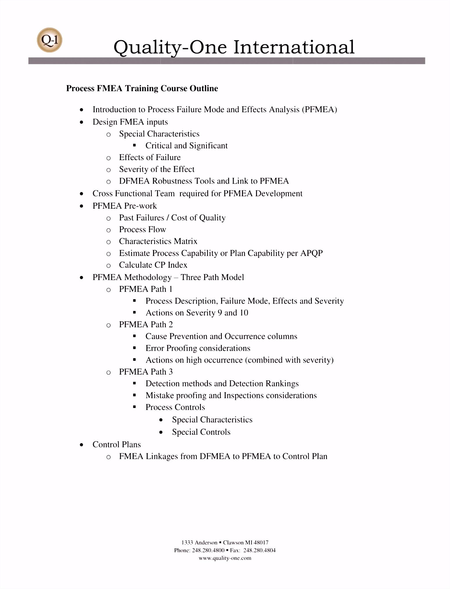 6 Prozess Fmea Vorlage U4qbgp