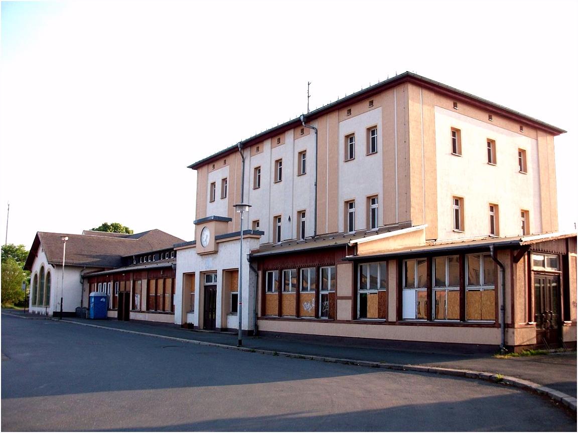 Bahnhof Werdau –