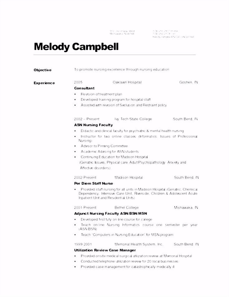 Libreoffice Resume Template Resume Template Original Creative