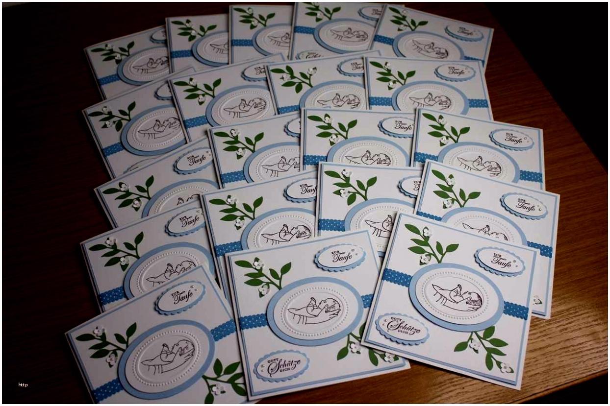 Taufkarten Basteln Vorlagen Stunning Herrlich Taufkarten Vorlagen