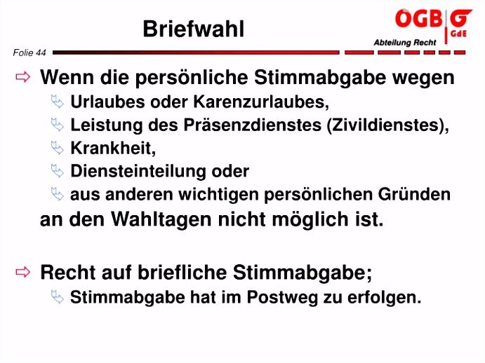Wahlerliste Betriebsratswahl Vorlage Ppt Br Wahlen 2004 2005 Powerpoint Presentation Id V3yf66kxg3 F4jsvucaeu