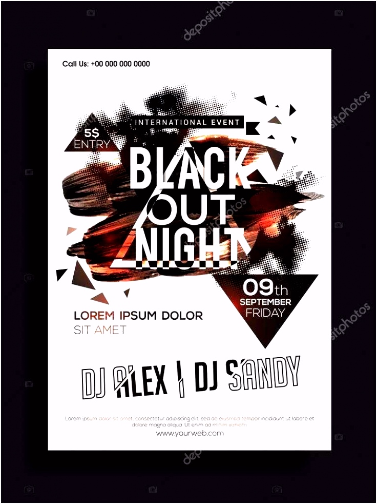 Free Template for Flyer New Poster Templates 0d Wallpapers 46