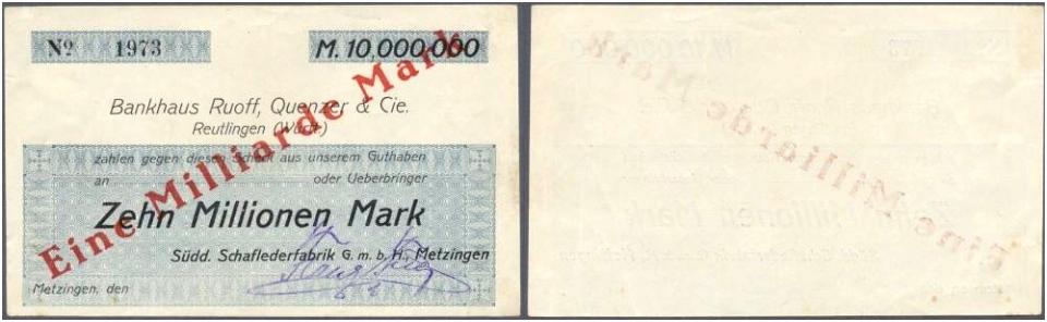 NumisBids Christoph Gärtner GmbH & Co KG Auction 35 Banknotes
