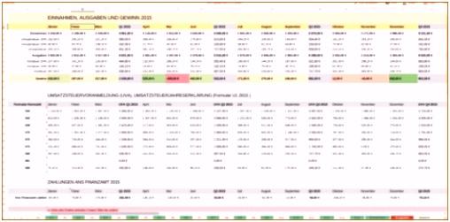 6 Excel Vorlage Rechnung Kleinunternehmer Gktdmx