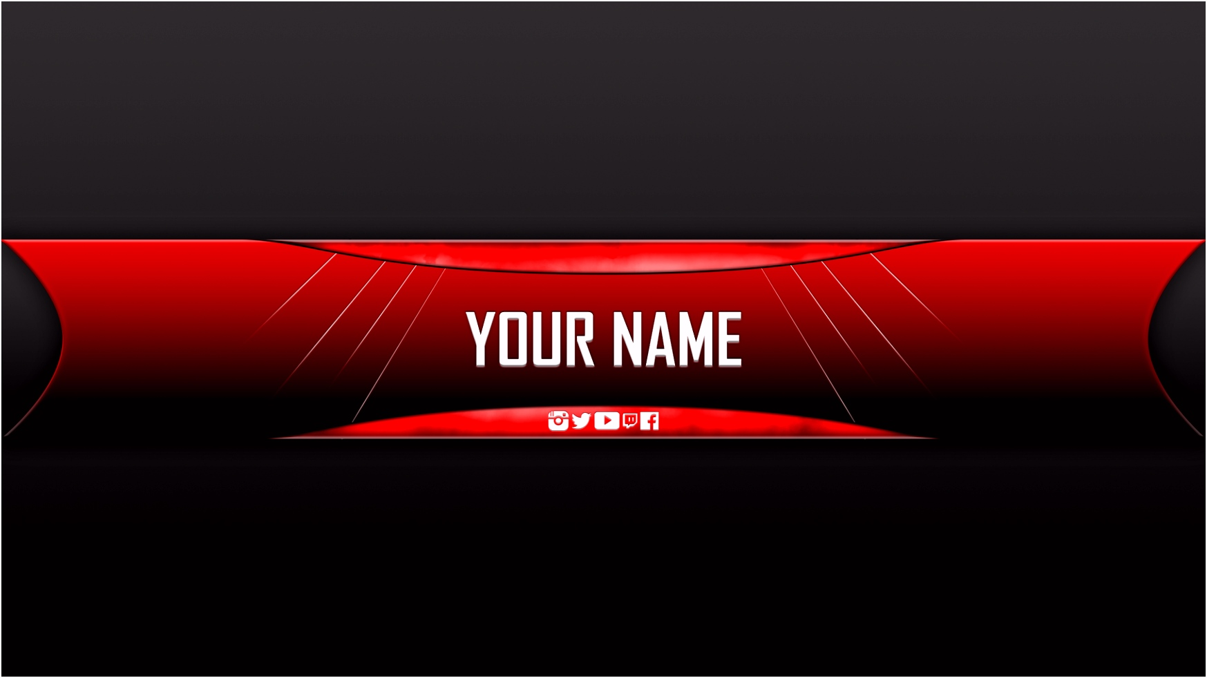 Free Banner Template shop Inspirational Design Free Youtube