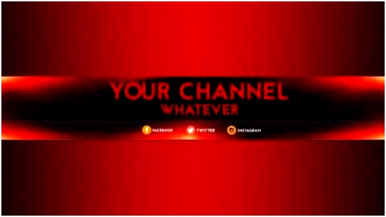 Free Youtube Banner Templates New Youtube Banner Template A Free