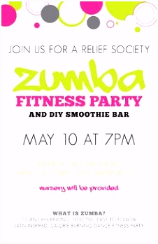 13 Best Zumba Flyer images