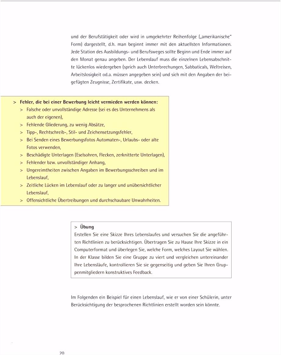 Perfekte Lebenslauf Muster 12 Perfekte Lebenslauf resume template