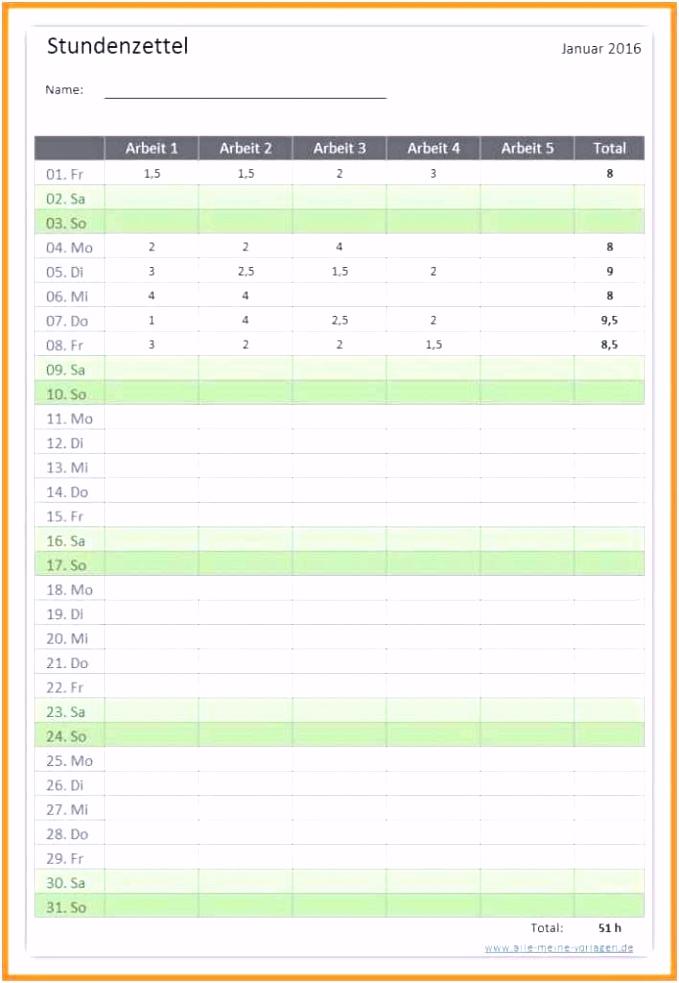 Stundenzettel vorlage 2016 – karimdarwish