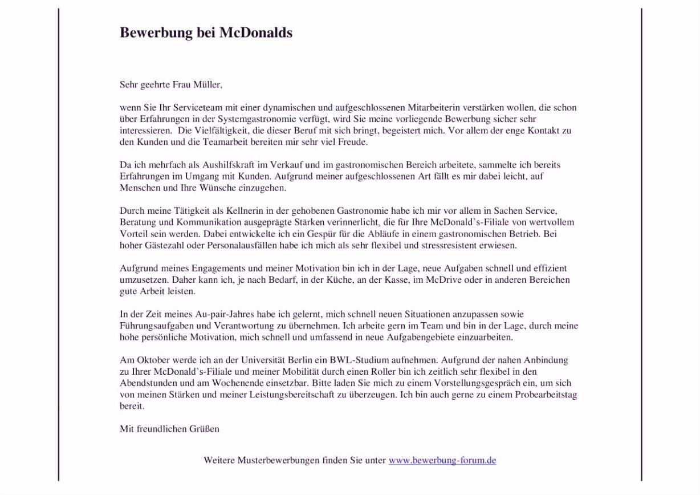 Kündigung Mcdonalds Herunterladbare Fußball Aufstellung Vorlage