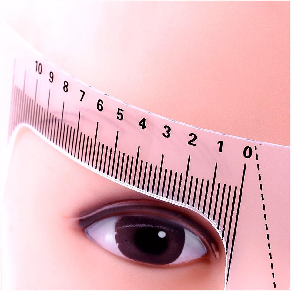 1 STüCK Protable Wiederverwendbare Tattoo Semi Permanent Augenbrauen