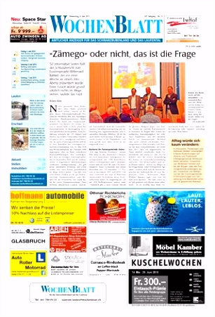 woz wosanz slim by AZ Anzeiger issuu
