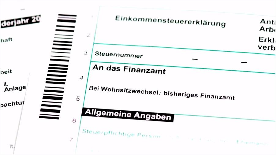 Finanzamt Beamter packt aus So werden Steuererklärungen geprüft