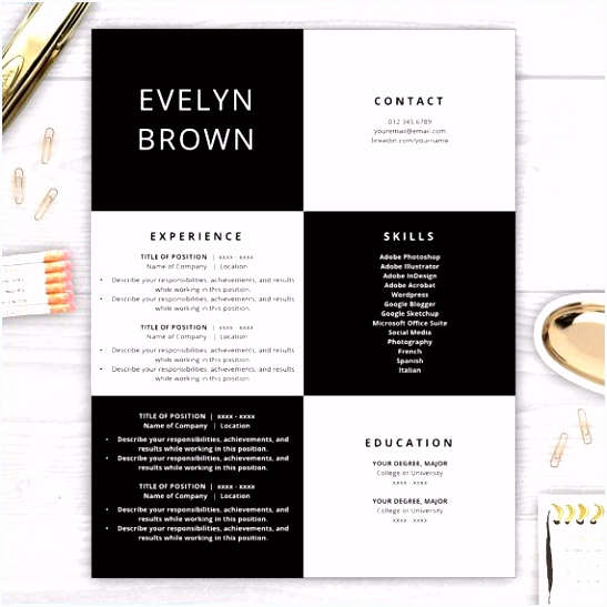 Brief Design Vorlagen Creative Resume Design Templates T4du70icy9 Pmta24efw6